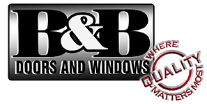 B & B Doors and Windows, Inc., Logo